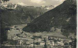 Mallnitz v. 1959 Dorfansicht (AK1325)