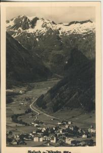 Mallnitz v. 1952 Dorfansicht im Tal (AK1330)