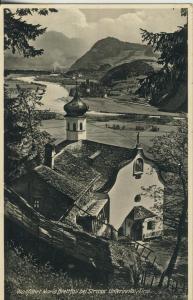 Wallfahrt Maria Brettfall bei Strass v. 1933 (AK1347)