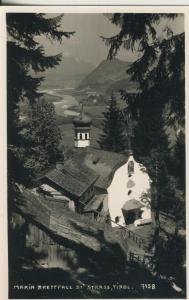 Wallfahrt Maria Brettfall bei Strass v. 1957 (AK1348)