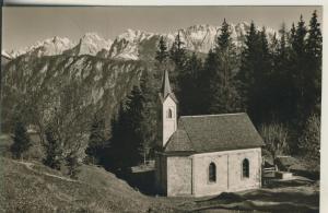 Oberaudorf v. 1962 Nußbergkapelle (AK1357)