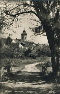 Mureck v. 1962 Parkpartie (AK1358)