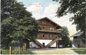 Bad Salzbrunn - Schweizerei \