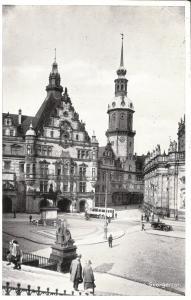 Dresden - Georgentor von 1938 (034AK)