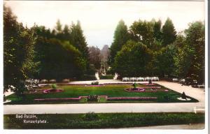 Bad Polzin- Konzertplatz von 1915 (068AK)