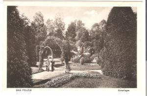 Bad Polzin- Kuranlagen von 1915 (069AK)