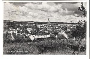 Bad Polzin - Gesamtansicht von 1937 (081AK)
