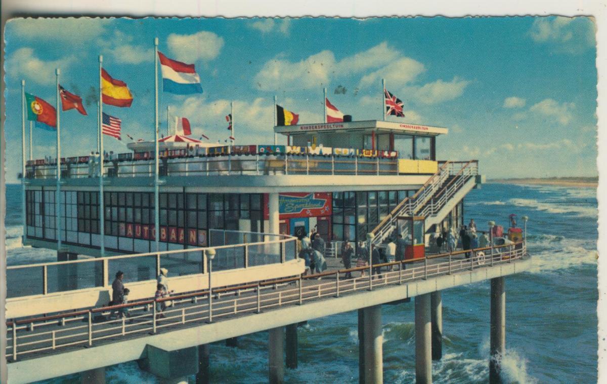 Scheveningen v. 1961 Pier (AK1934) 0