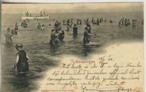 Scheveningen v. 1901 Badeleven (AK1976)