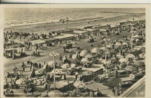 Scheveningen v. 1935 Het Solarium Palacve Hotel (AK1977)