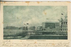 Scheveningen v. 1905 Wandelpier (AK1978)