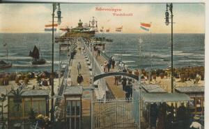 Scheveningen v. 1920 Wandelhoofd (AK1981)