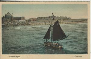 Scheveningen v. 1926 Panorama (AK1986)