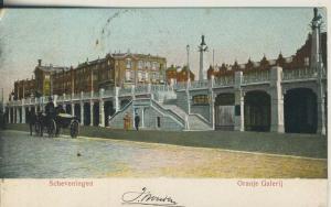 Scheveningen v. 1906 Oranje Galerij (AK1987)
