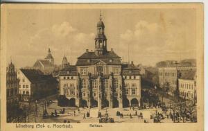 Lüneburg v. 1913 Rathaus (AK1604)