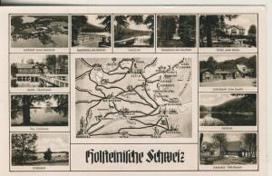 Holsteinische Schweiz v. 1963 12 Ansichten (AK1628)