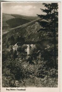 Lennestadt v. 1953 Burg Bilstein (AK1663)