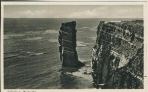 Helgoland v. 1953 Nordspitze - Lange Anna (AK1667)