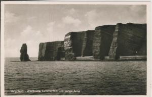 Helgoland v. 1963 Die Westküste (AK1673)