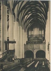 Leipzig v. 1963 Die Thomaskirche (AK1684)