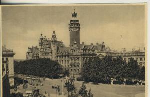 Leipzig v. 1935 Neues Rathaus (AK1686)