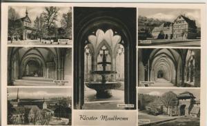Maulbronn v. 1955 7 Ansichten vom Kloster (AK1694)