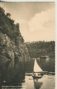 Zschopau v. 1956 Talsperre Kriebstein (AK1696)