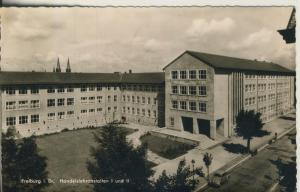Freiburg i. Br. v. 1962 Handelslehranstalten (AK1702)