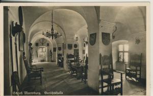 Meersburg v. 1942 Schloß Meersburg - Gerichtshalle (AK1717)