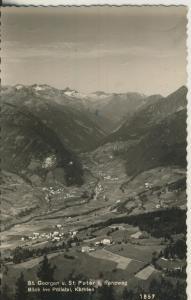 St. Georgen v. 1963 Dorfansicht (AK1765)