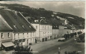 Bad St. Leonhard v. 1968 Teil-Stadt-Ansicht (AK1773)