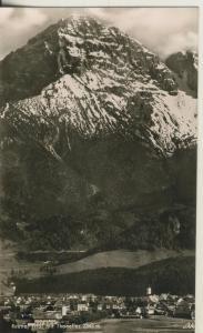 Reutte v. 1957 Dorfansicht mit Thaneller (AK1790)