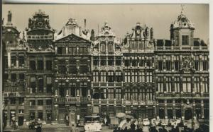 Bruxelles v. 1963 Das Gildehaus (AK1819)