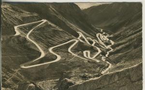 Passo del S. Gottardo v. 1963 Val Tremola (AK1820)