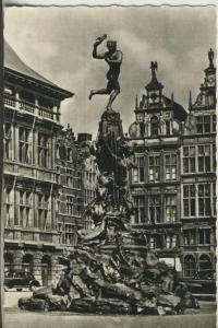 Antwerpen v. 1963 Brabo Fontein (AK1821)