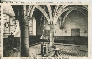 Abbaye du Val-Dieu v. 1963 Salle du Chapitre (AK1822)