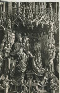 St. Wolfgang v. 1964 Pfarrkirche (AK1871)