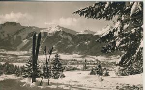 Reutte v. 1958 Dorfansicht (AK1896)