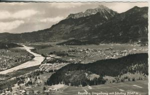 Reutte v. 1959 Dorfansicht (AK1897)