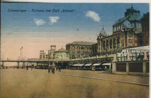 Scheveningen v. 1913 Kurhaus und Cafe \