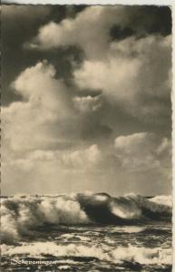 Scheveningen v. 1935 Das Meer (AK2005)