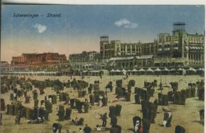 Scheveningen v. 1919 Strand & Hotel (AK2006)