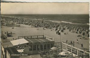 Zandvoort v. 1956 Strand (AK2007)