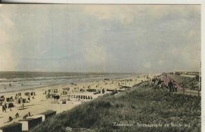 Zandvoort v. 1953 Strandgezicht en Boulevard (AK2011)