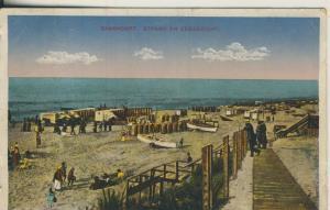 Zandvoort v. 1922 Strand en Zeegezicht (AK2016)