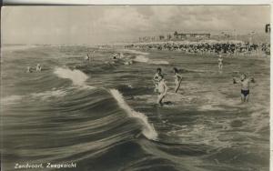 Zandvoort v. 1963 Zeegezicht (AK2021)