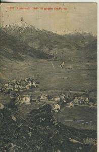 Andermatt v. 1912 Dorfansicht (AK2040)