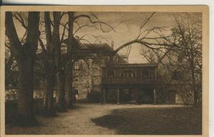 Tieffurt v. 1925 Das Schloß (AK2067)