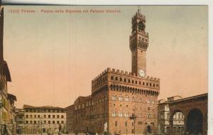 Firenze v. 1918 Piazza della Signoria (AK2083)