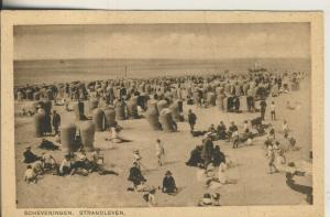 Scheveningen v. 1927 Strandleven (AK2094)